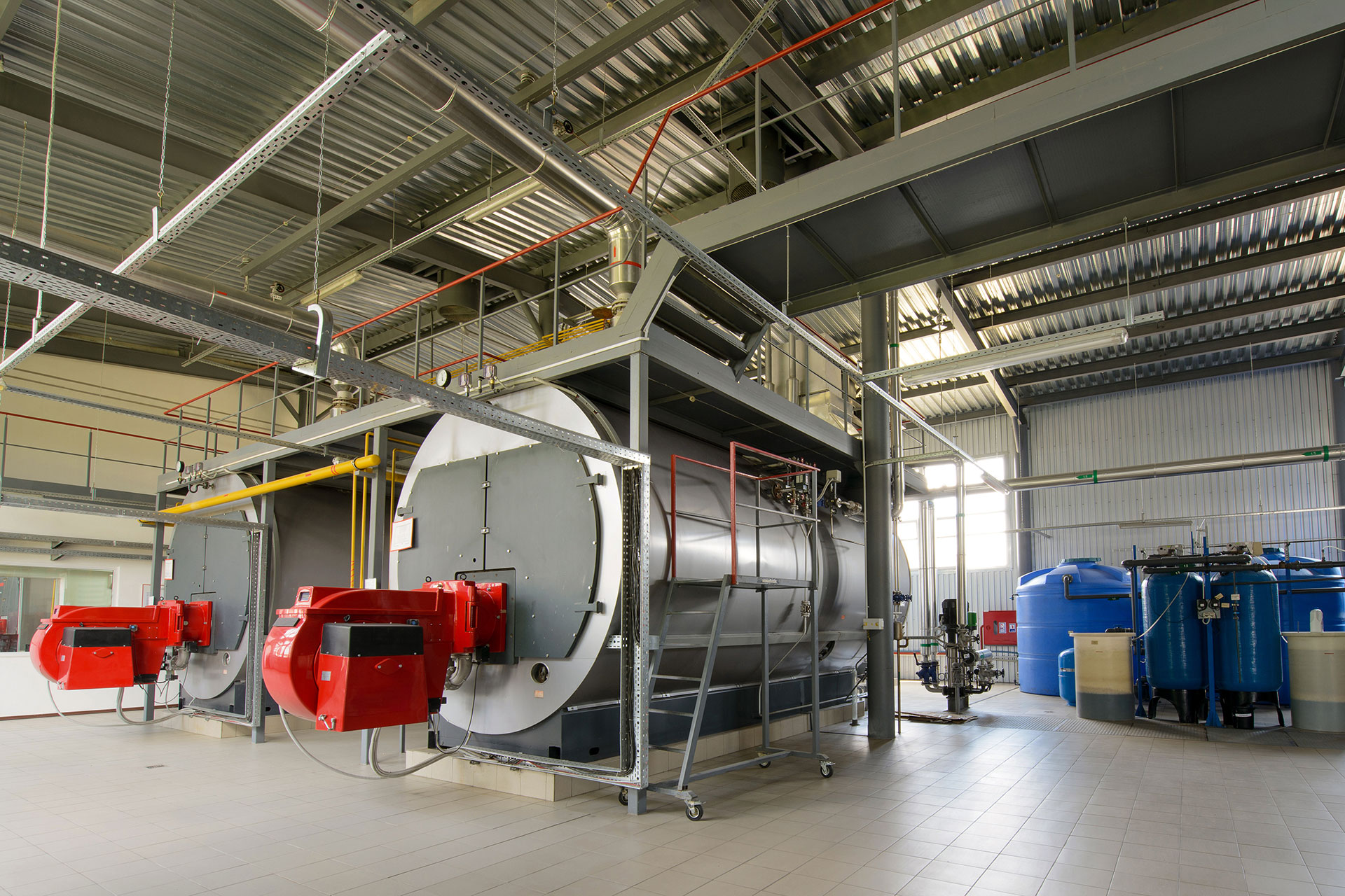 Chromalox Electric Boilers Burner Combustion Systems