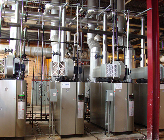 Burner Combustion Systems | Steam Boilers – Boiler Service & Repair